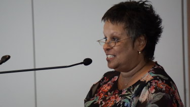 Retired public servant Tamara O'Shea has been named administrator for Logan City Council after the council was sacked by Local Government Minister Stirling Hinchliffe.