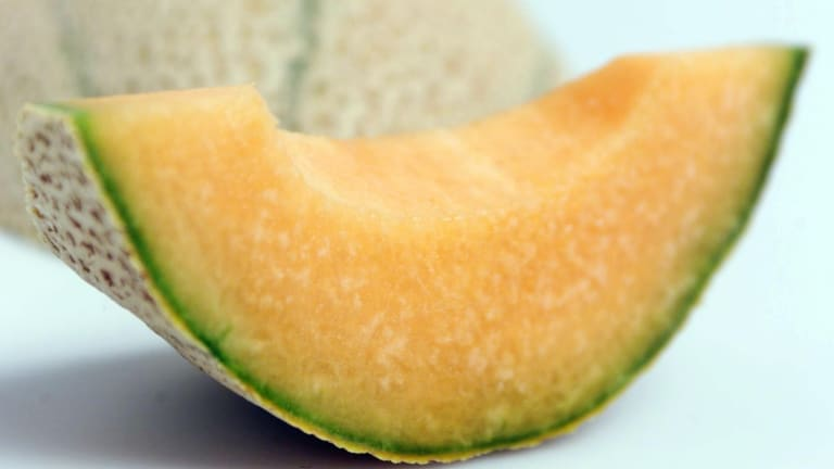 Rockmelon from a farm near Griffith has been linked to a listeria outbreak that has affected 17 people across the country.