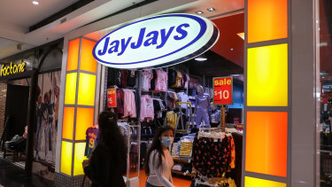 Premier Investments operates a string of retail brands including Jay Jays, Just Jeans, Portmans and Smiggle.