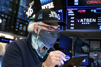 Soaring indexes are raising fears of a Wall Street bubble.