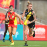 Sun sets on Richmond as Tigers remain winless in AFLW