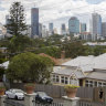 Brisbane's homeless people forced to the suburbs, report shows
