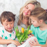 This year, make Mother's Day more mindful