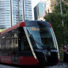 Light rail services will take months to 'bed down'