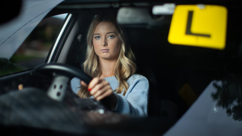 'Too far from home': Police to review fine for L-plater taking lesson with mum – The Age