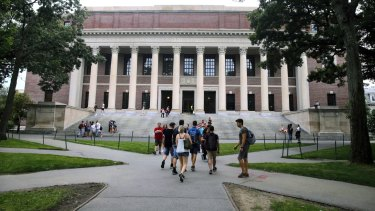 Harvard is suing the Trump administration over a new rule coercing universities to hold in-person classes amid the pandemic.