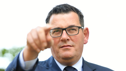 Premier Andrews 'friendly' to developers at heart of anti-corruption hearing