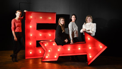 Women take centre stage at Ensemble