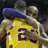 LeBron James posts emotional tribute to Kobe Bryant