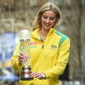 Diamonds star Laura Geitz retires from international netball
