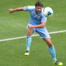 Melbourne City under 'no pressure' to win needed silverware