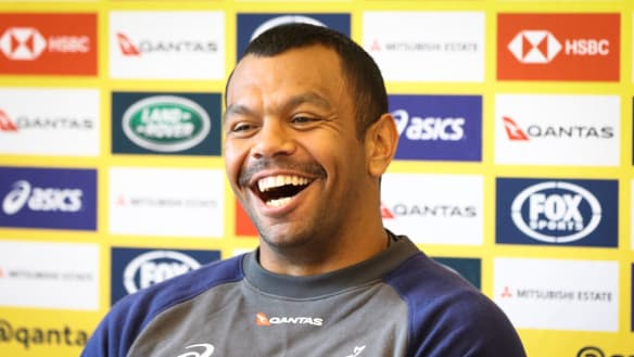 Happy Beale out to continue winning ways against Wales