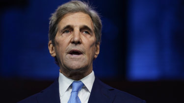 Joe Biden's choice of former Secretary of State John Kerry as his climate envoy underscored the President-elect's determination to tackle climate change.