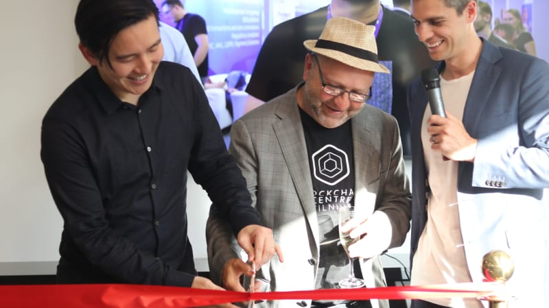 Startup sanctuary: WA's first blockchain centre opens in West Perth