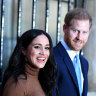 Harry and Meghan's seachange a sign of the times