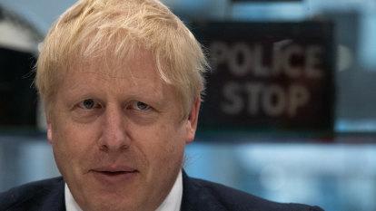 'Something rotten': Putin critics lay into Johnson over Russia report