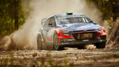 Rally Australia cancelled due to NSW fires