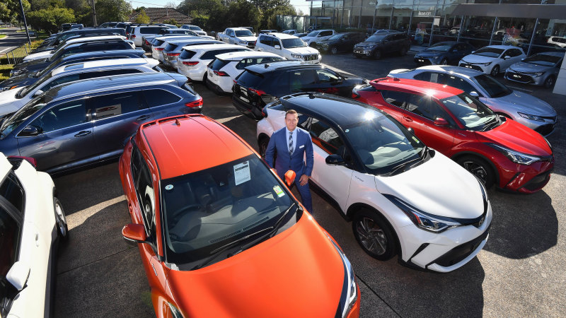 Coronavirus Australia: New car sales plunge almost 50% as COVID-19 crashes  demand