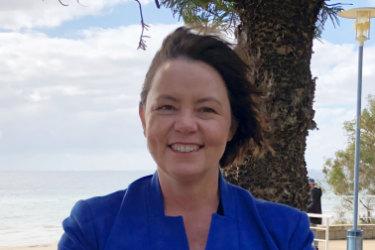 Labor MP Madeleine King.