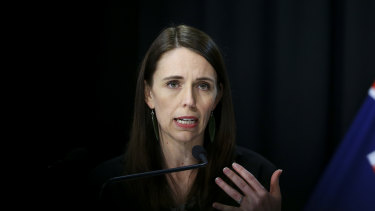 New Zealand PM Jacinda Ardern has announced a new three-day lockdown for Auckland.