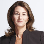 Melinda Gates on global inequality and her own privilege