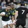 Springboks make a statement with late All Blacks draw