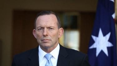 Former prime minister Tony Abbott says a Jeremy Corbyn win would damage the British economy.
