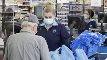 The US jobs market has been battered by the pandemic.