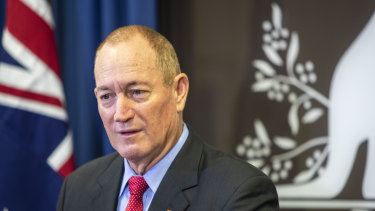 Fraser Anning has lost his seat in parliament in Saturday's election.