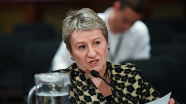 Auditor-General of NSW Margaret Crawford.