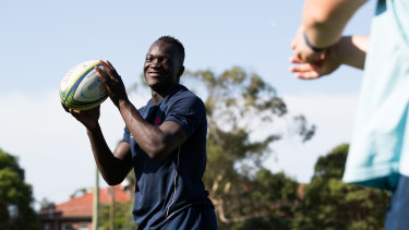 Yool credits rugby with helping him develop character and resilience.