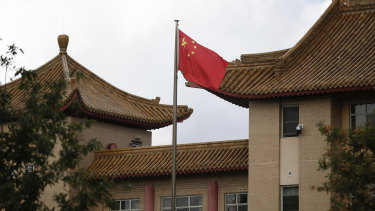 The Chinese embassy in Canberra issued a 14-point document detailing China's grievances against Australia.