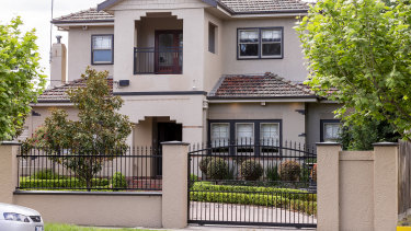 Andrew Triantafyllos' luxury home in Strathmore.