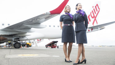 Flight attendants made an average deduction of almost $600 for work-related clothing expenses.