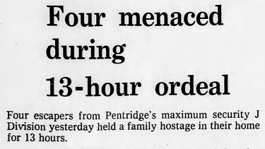 Extract from The Age published on April 18, 1983