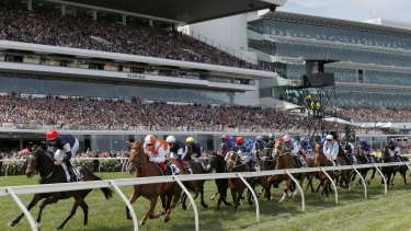 High stakes: Racing chiefs are united in their call to maintain prizemoney levels for big Spring Carnival races, including the Melbourne Cup.