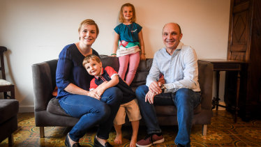 When living in Holland, Alison McGregor and Mario Mortera experienced high levels of government support for parents, thanks to policies aimed at men and women sharing childcare.