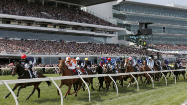 Runners in this year's Melbourne Cup will again be racing for $8 million in prizemoney.