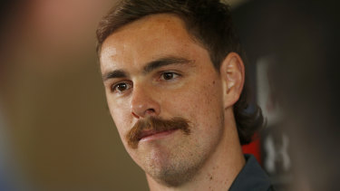 Joe Daniher has been plagued by injuries in recent years.