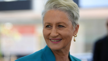 Independent candidate for Wentworth Kerryn Phelps has seized on the ABC drama.