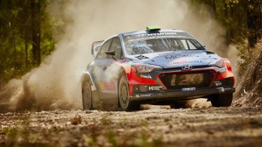 The final leg of the World Rally Championship in Coffs Harbour will probably run as a shortened event.