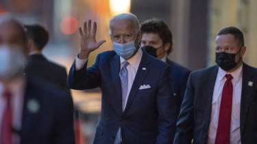 When Joe Biden walks into the Oval Office, he'll be inheriting nuclear threats from North Korea and Iran, changing political dynamics in the Middle East and rising competition from China.