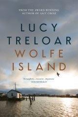Wolfe Island by Lucy Treloar.