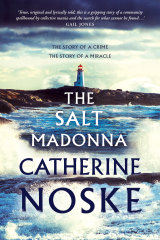 The Salt Madonna is in bookstores now.