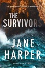 Jane Harper's new novel The Survivors has already topped the bestseller charts.