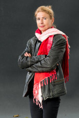 Journalist and author Lionel Shriver.