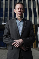 Shane Rattenbury, ACT Minister for Climate Change.