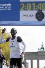 Inspiration: With Kipchoge making a mockery of the previous record, what will the next generation achieve?