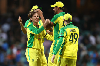 Australia's short-form spinner Adam Zampa still hopes to break into the Test squad.
