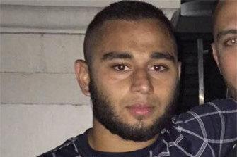 Bilal Alameddine is serving sentences for gun and drug supply offences.
